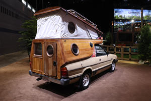 Subaru Brings Classics And Puppies To Chicago Auto Show