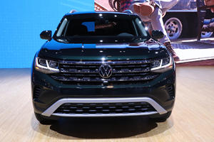 2021 Volkswagen Atlas Arrives With Bold New Face