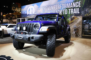Jeep Wrangler JPP 20 Shows Off Everything Mopar Has To Offer
