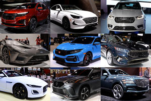 All The New Cars At The 2020 Chicago Auto Show