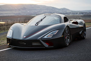 2020 SSC Tautra Is America's New 1,750-HP Hypercar