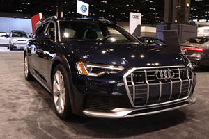Audi Shows Off New 2020 A6 Allroad At Chicago