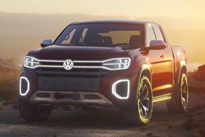 Volkswagen Updates Its Truck Plans For America