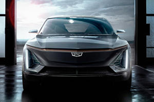 Step Aside 2021 Escalade, Cadillac's Next Big Reveal Now Official