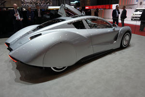 1,000-HP Electric Work Of Art Will Return To Geneva