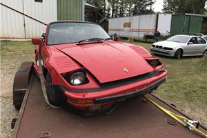 Weekly Hidden Treasure: 1988 Porsche 911 Cabrio Flatnose