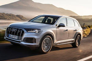 The 2020 Audi Q7 Just Got More Affordable