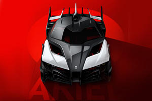 Revolutionary Ariel 'Hipercar' Will Have Over 1,180 HP