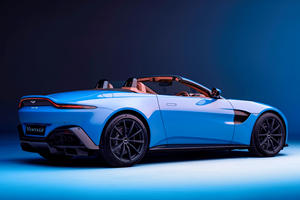 All-New 2021 Aston Martin Vantage Roadster Is A Vision Of Beauty