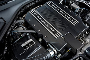 Cadillac Confirms What We Suspected About Its 550-HP V8