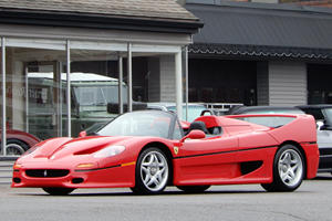 There's A Reason Why This Ferrari F50 Costs Nearly $3 Million