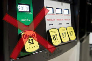 Gas Station Accidentally Pumps Diesel Into Non-Diesel Cars