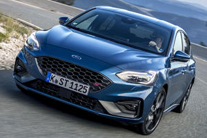 A New Ford Focus RS Is Waiting For A Miracle