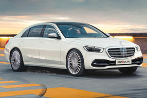 Two Major Mercedes-Benz Debuts Are Happening This Year