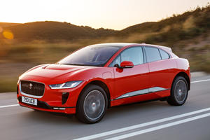 Jaguar I-Pace Production Has Come Screeching To A Halt