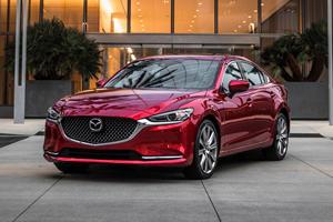 Mazda6 Set For Huge Engine Update
