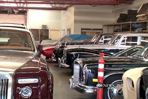 Disgraced Yoga Guru Fled Leaving Massive Car Collection Behind