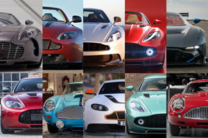 Greatest Aston Martin Special Editions