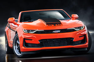 Now You Can Get A 1,000-HP Camaro Convertible
