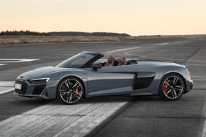 Audi May Have A Way To Keep The R8 Alive