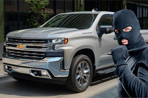 Texas Chevy Silverado Owners Targeted By Criminals