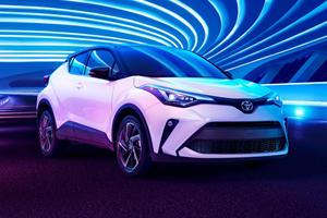 Toyota C-HR Getting A Hardcore Upgrade