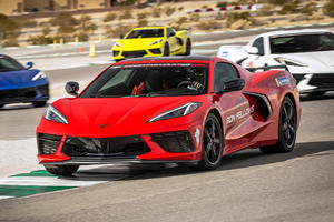 This Driving School Will Teach You How To Tame The C8 Corvette