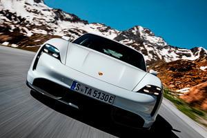 Porsche's Next EV Could Put The Taycan To Shame