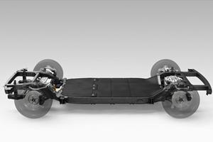 Hyundai Reveals Future Skateboard EV Platform