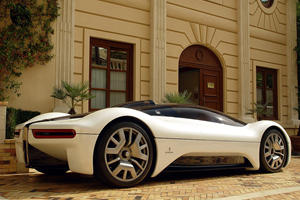 Jaw-Dropping Maserati Concepts