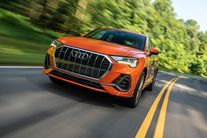 Audi Q3 Just As Safe As Its Siblings