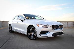 2020 Volvo S60 Hybrid Has Some Amazing Luxury Features