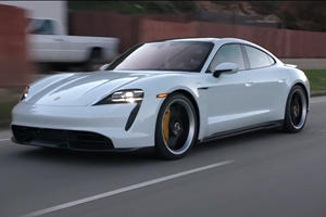 Porsche Taycan Is Coming To America First