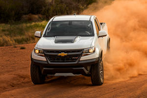 2020 Chevrolet Colorado Price Slashed By Thousands