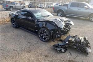 Dealer Wrecks Customer's Supercharged Ford Mustang