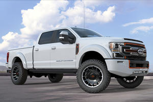 Say Hello To The 2020 Harley-Davidson Ford F-250