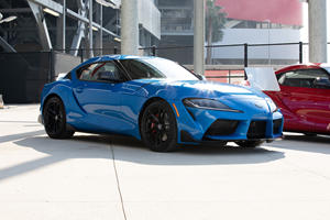 2021 Toyota GR Supra A91 Edition Limited To 1,000 Units