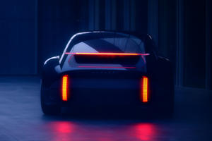 Hyundai's New Prophecy EV Concept Looks Ready To Fight Porsche 911