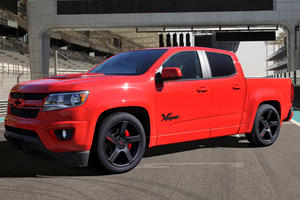 2020 Chevrolet Colorado Xtreme Packs A 455-HP Supercharged V6