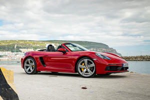 2020 Porsche 718 Boxster (& Cayman) GTS First Drive Review: Turning Up The Heat