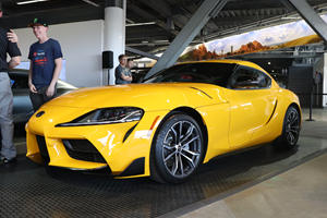 Europe Bans New 382-HP Toyota Supra For One Annoying Reason