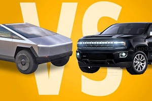 GMC Hummer Vs. Tesla Cybertruck: The Battle Of Electric Pickups