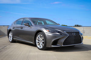 Lexus Trying To Attract BMW 7 Series And Audi A8 Customers