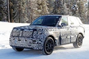 New Range Rover Sport Preparing To Fight The Porsche Cayenne