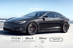 Tesla Model S And Model X See Massive Gains In Range