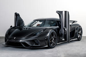 New Koenigsegg 1,500-HP Supercar Isn't What You're Expecting