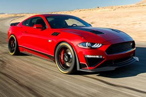 Want A Stick-Shift Mustang With More Power Than A GT500? It Will Cost You