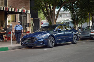 New Hyundai Feature Will Get You Out Of Parking Tickets