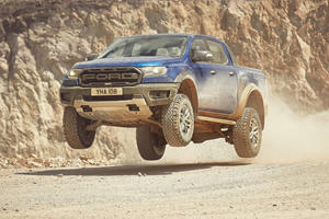 A 710-HP Supercharged V8 Ford Ranger Raptor Is Coming