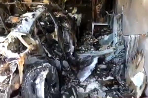 Breaking: Porsche Taycan Catches Fire And Nobody Knows Why